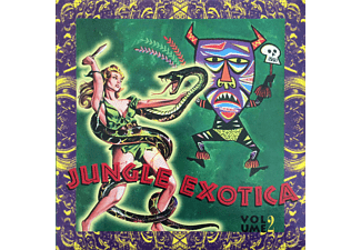 VARIOUS - Jungle Exotica Vol.2 - (Vinyl)