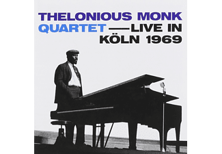 Thelonious Monk Quartet - Live in Koln 1969 (CD)