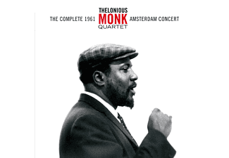 Thelonious Monk Quartet - The Complete 1961 Amsterdam Concert (CD)