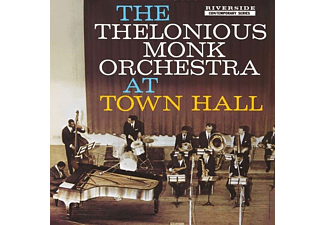 Thelonious Monk Trio - At Town Hall (HQ) (Vinyl LP (nagylemez))