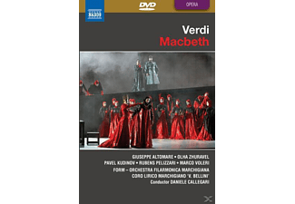 Zhuravel - Macbeth - (DVD)