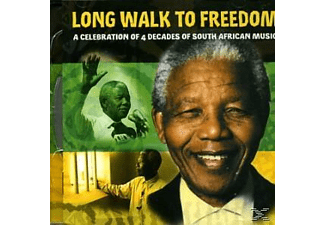 VARIOUS - Long Walk To Freedom - (CD)