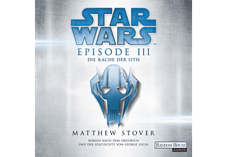Star Wars™ - Episode III - Die Rache der Sith - 2 MP3-CD - Science Fiction