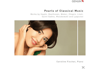 Caroline Fischer (piano) - Pearls of Classical Music-Werke für Klavier - (CD)