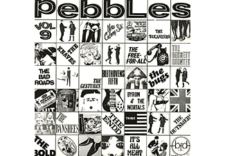 VARIOUS - Pebbles Vol.9 - (Vinyl)