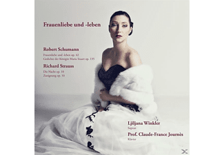 Ljiljana Winkler, Claude-France Journè - Robert Schumann | Richard Strauss - (CD)