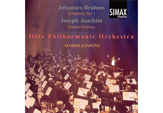 Oslo Philharmonic Orchestra/Mariss Jansons - Symphony No. 1/ Hamlet Overture - (CD)