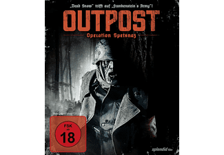 Outpost - Operation Spetsnaz - (Blu-ray)
