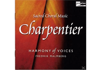 Harmony Of Voices - Geistliche Chormusik - (CD)