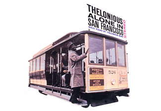 Thelonious Monk - Thelonious Alone in San Francisco (CD)