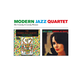 Modern Jazz Quartet - Comedy/Lonely Woman (CD)