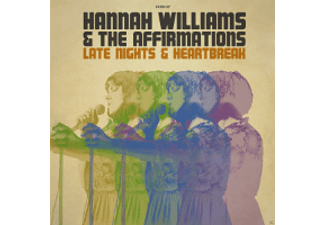 Hannah Williams, The Affirmations - Late Nights & Heartbreak - (CD)