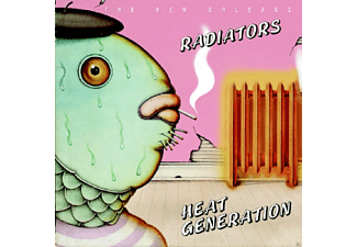 The Radiators - Heat Generation - (CD)