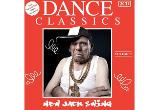 VARIOUS - Dance Classics New Jack Swing Vol.5 - (CD)