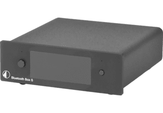 PRO-JECT Bluetooth Box S, Bluetooth Box, Schwarz