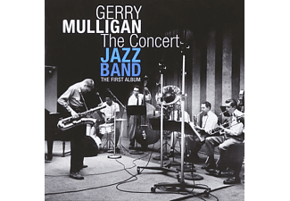 Gerry Mulligan - Concert Jazz Band - the First Album (CD)