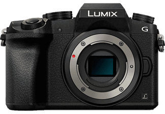 PANASONIC LUMIX DMC-G7 Body Zwart