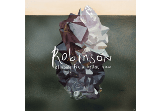 Robinson - Climbing For A Better View - (CD)