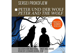 Peter Und Der Wolf-Peter And The Wolf - 1 CD - Kinder/Jugend