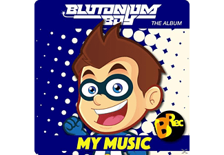 Blutonium Boy - My Music - (CD)