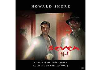 Howard Shore, OST/VARIOUS - Seven (Se7en)-Complete Original Score - (CD)