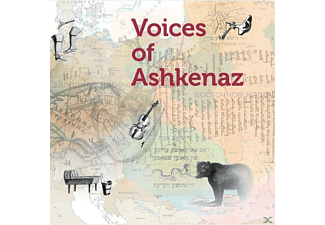 Voices Of Ashkenaz - Voices of Ashkenaz - (CD)