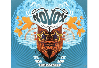 Novox - Out Of Jazz - (CD)