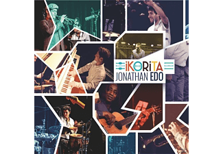 Johnathan Edo - Ikorita - (CD)