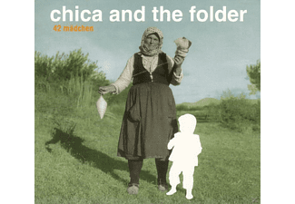 Chica  The Folder - 42 Mädchen - (CD)