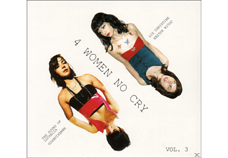 VARIOUS - 4 Women No Cry 3 - (CD)