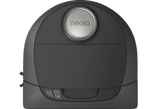 NEATO 945-0240 Botvac D5 Plus Connected Saugroboter, Schwarz