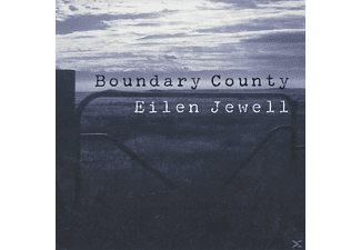 Eilen Jewell - Boundary County - (CD)