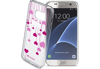 CELLULAR-LINE Samsung Galaxy S7 Style Heart