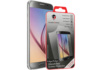 SCREENARMOR Edge2Edge Samsung Galaxy S6 Zwart