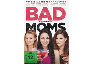 Bad Moms - (DVD)