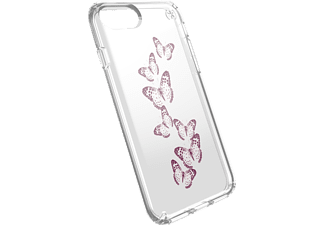 SPECK PRESIDIO, Backcover, Apple, iPhone 7, Kunststoff, Clear