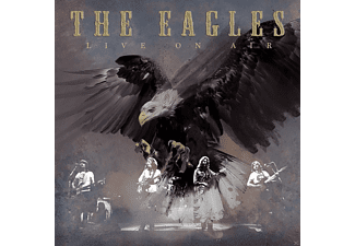 Eagles - Live On Air [CD]