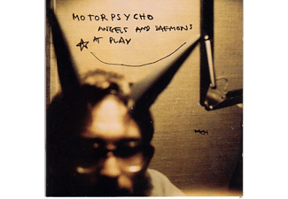 Motorpsycho - Angels And Daemons At Play  (Deluxe Edition) - (CD)