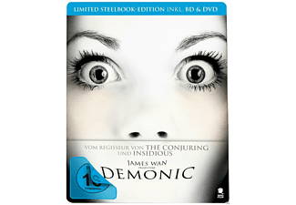 Demonic (Steelbook) - (Blu-ray + DVD)