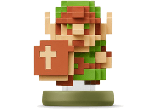 Nintendo Amiibo Figurine 8 Bit Link