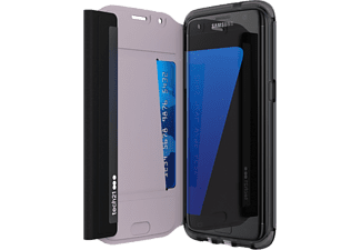 TECH 21 Evo Wallet Samsung S7 Edge - Svart