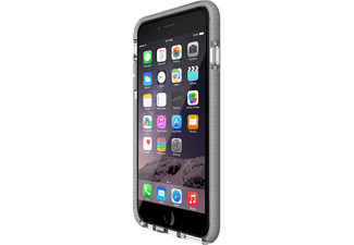 TECH 21 Evo Mesh för iPhone 6/6S Plus - Transparent / Grå