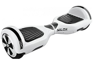 NILOX Doc Hoverboard White 6.5