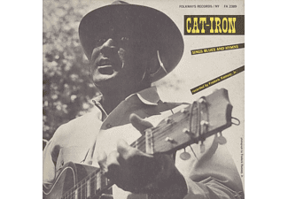 Cat Iron - Sings Blues and Hymns - (Vinyl)