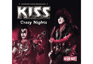Kiss - Crazy Nights/Legendary Radio Broadcast - (CD)