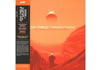 James Horner - Star Trek II/The Wrath Of Khan (Expanded Remaster) - (Vinyl)
