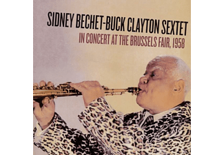 Bechet,Sidney/Clayton,Buck - In Concert At The Brussels Fair 1959 - (CD)