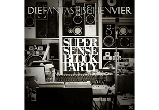 Die Fantastischen Vier - SUPERSENSE Block Party - (Vinyl)