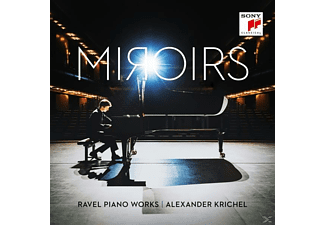 Alexander Krichel - Miroirs-Ravel Piano Works - (CD)