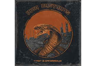 Iron Bastards - Fast & Dangerous - (CD)